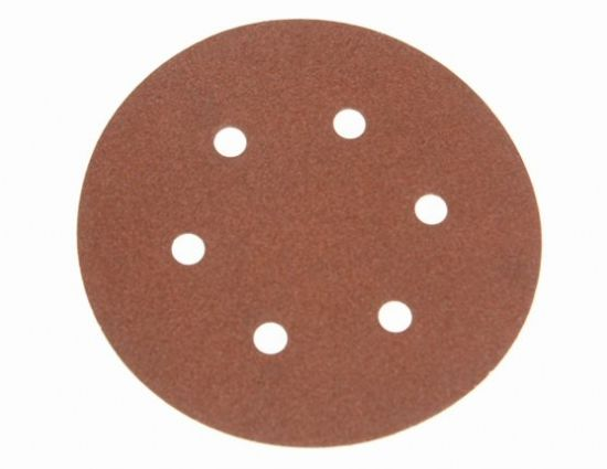 Sanding Discs Perforated Aluminium Oxide 150mm